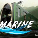 В Японии туристов порадуют необычным поездом
